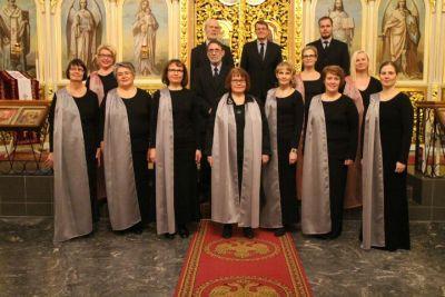 Kirkkokuoro joulukonsertti parempi