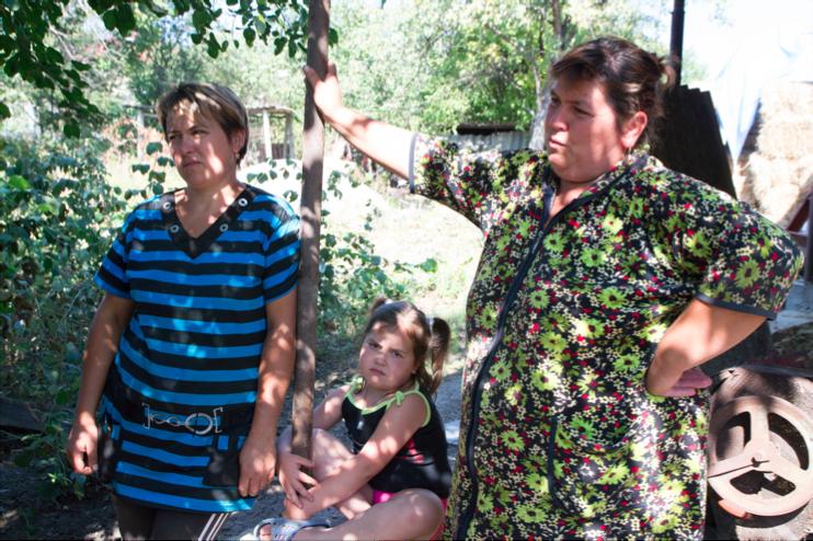 Naiset Moldova