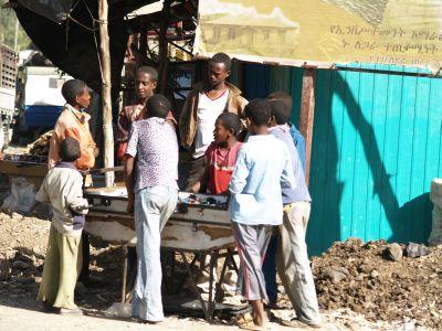 Nuoria Etiopia