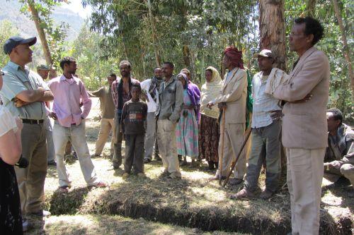 Yhteisökeskustelu Etiopia