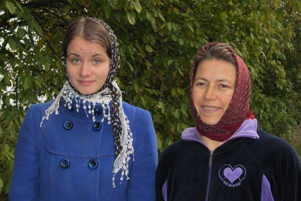 Moldovan Irina ja Vera