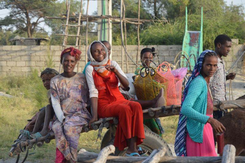 pieni keskiaukeama etiopia kuva